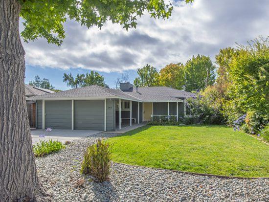 263 Oakhurst Pl, Menlo Park, CA 94025