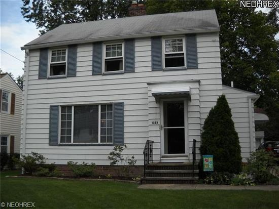 1383 Winston Rd, South Euclid, OH 44121