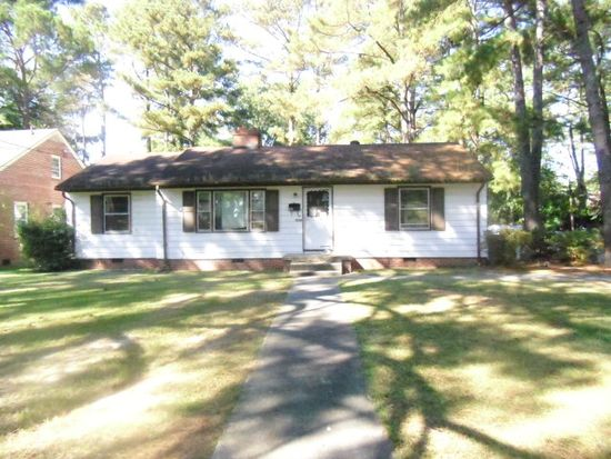 1238 Sycamore St, Rocky Mount, NC 27801