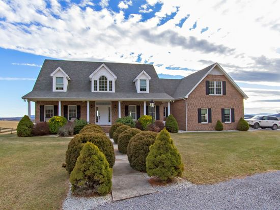 411 Apple Valley Dr, Max Meadows, VA 24360