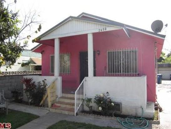 2658 S Cochran Ave, Los Angeles, CA 90016