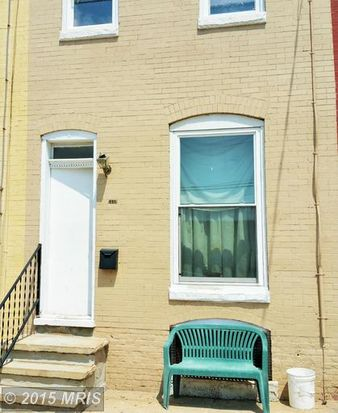 1513 Bush St, Baltimore, MD 21230