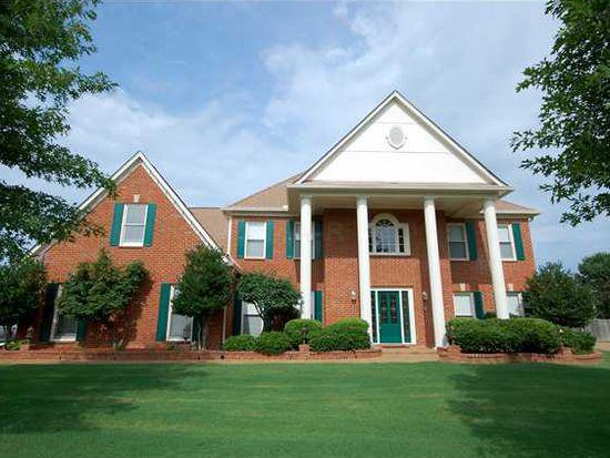 1717 Campden Dr, Collierville, TN 38017