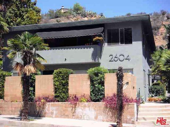 2604 N Beachwood Dr APT 2, Los Angeles, CA 90068