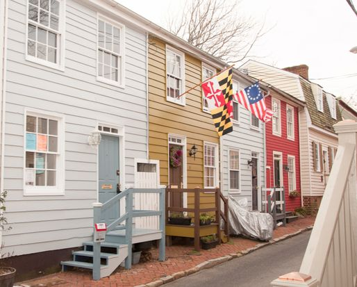 35 Pinkney St, Annapolis, MD 21401