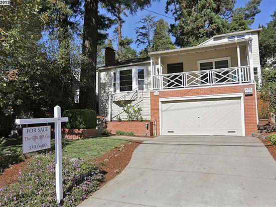 1808 Mountain Blvd, Oakland, CA 94611