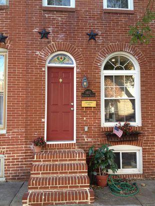 1417 Covington St, Baltimore, MD 21230