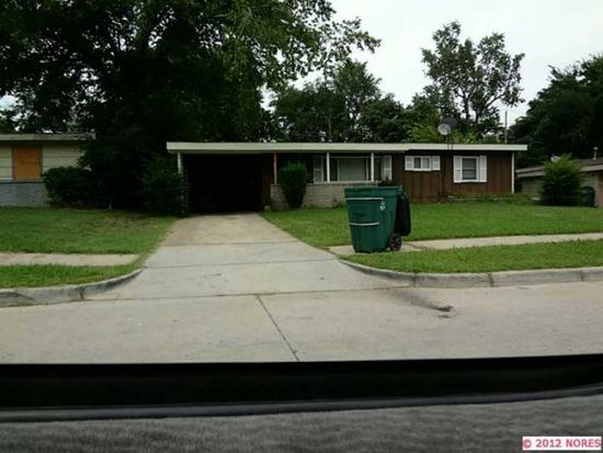 317 S Phoenix Ave, Tulsa, OK 74127