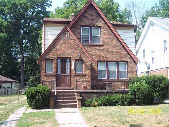 16145 Westbrook St, Detroit, MI 48219