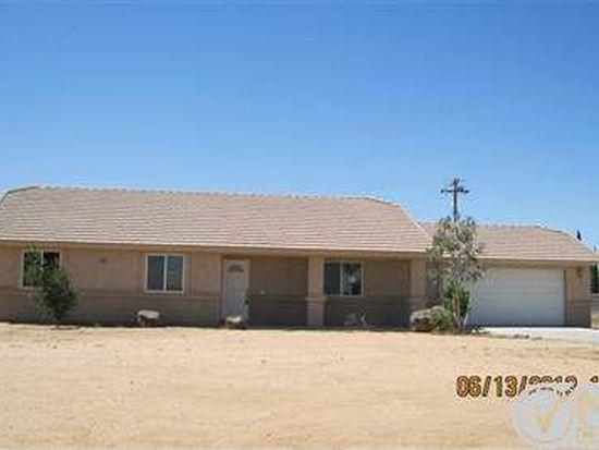 21245 Sandia Rd, Apple Valley, CA 92308