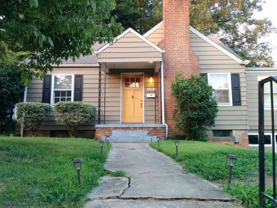 1509 Courtland Dr, Raleigh, NC 27604