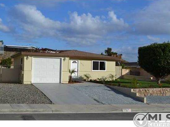 4034 Marcwade Dr, San Diego, CA 92154