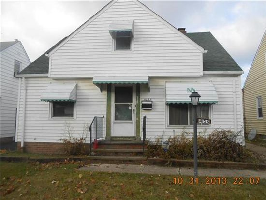 4158 E 150th St, Cleveland, OH 44128