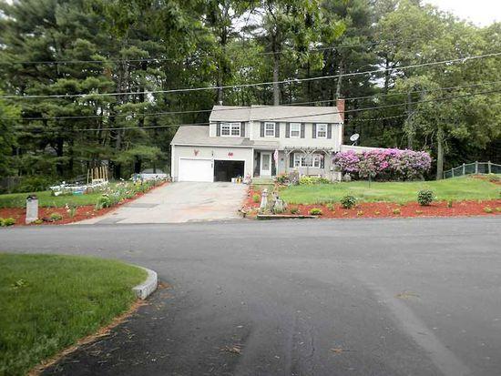 40 Monticello Dr, North Attleboro, MA 02760