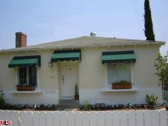 11708 Tennessee Ave, Los Angeles, CA 90064