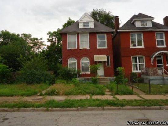 4344 Evans Ave, Saint Louis, MO 63113