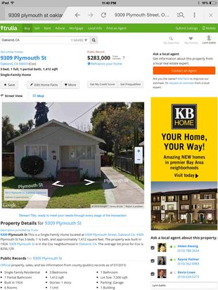9309 Plymouth St, Oakland, CA 94603