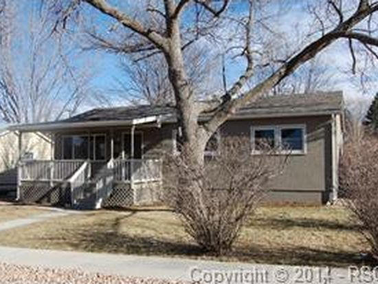 1633 Happiness Dr, Colorado Springs, CO 80909