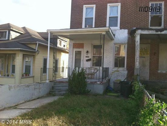 2505 Oswego Ave, Baltimore, MD 21215