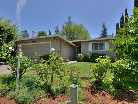 1495 Altschul Ave, Menlo Park, CA 94025