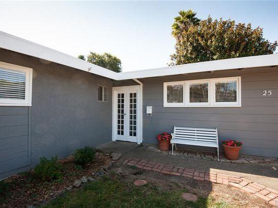 25 Gertrude Ln, Novato, CA 94947
