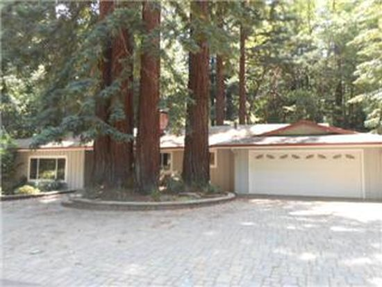 211 Double Bogey Dr, Boulder Creek, CA 95006