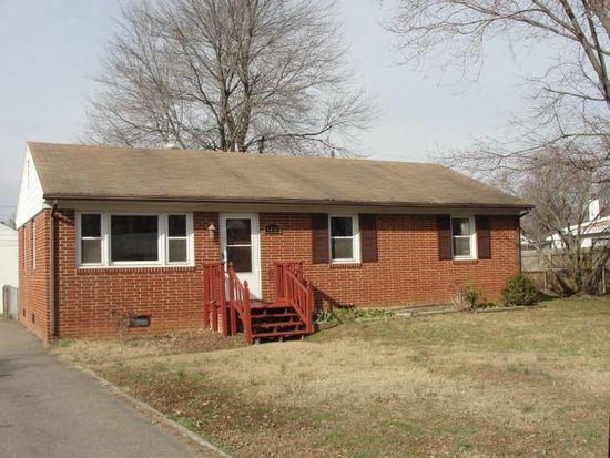 4708 Willesden Rd, North Chesterfield, VA 23234