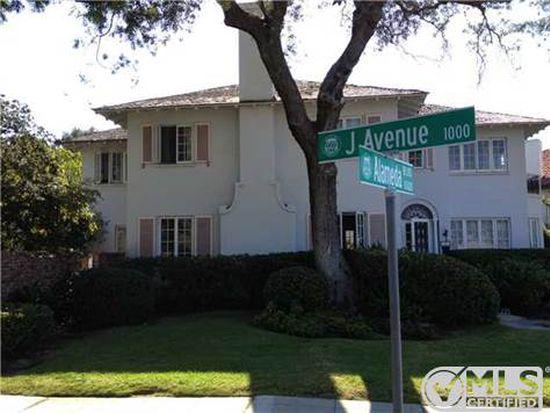 1003 Alameda Blvd, Coronado, CA 92118