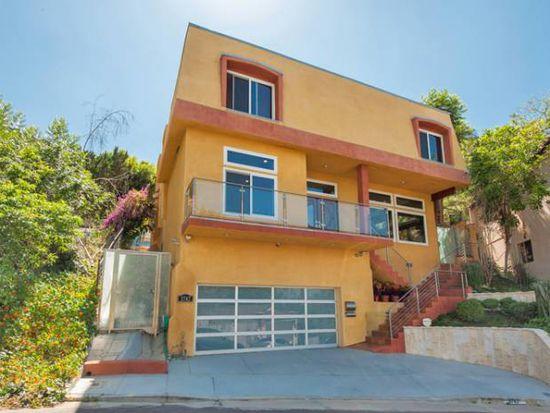 3747 Prestwick Dr, Los Angeles, CA 90027