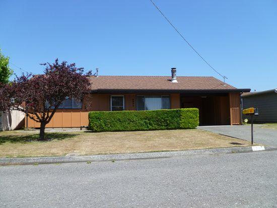 2231 Hillcrest Ave, Eureka, CA 95501