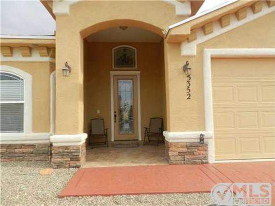 5352 Manuel Puentes Ct, El Paso, TX 79934