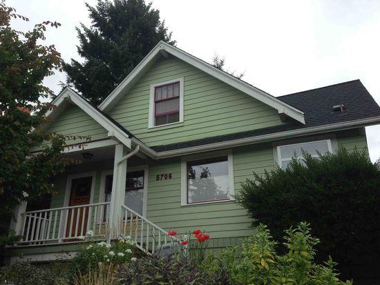 5706 43rd Ave NE, Seattle, WA 98105