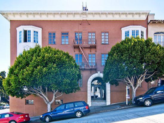 1905 Laguna St APT 105, San Francisco, CA 94115