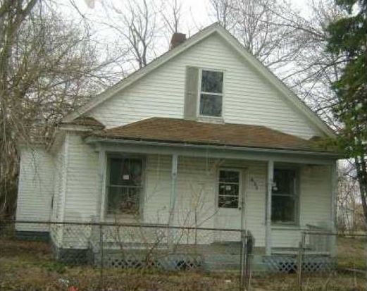 832 Liberty St, South Bend, IN 46619