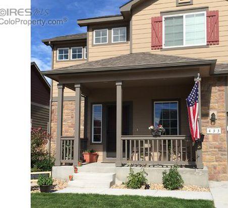433 Homestead Ln, Johnstown, CO 80534