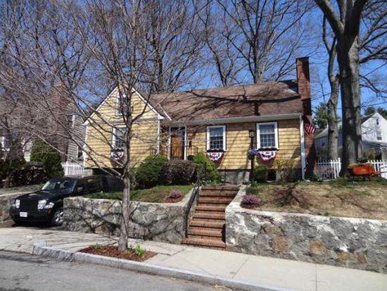 62 Gretter Rd, West Roxbury, MA 02132