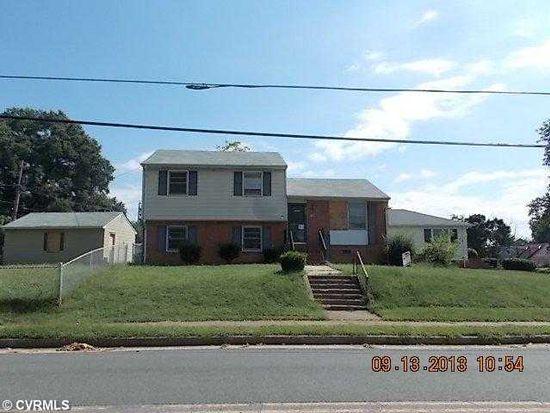 500 Hazelhurst Ave, Richmond, VA 23222