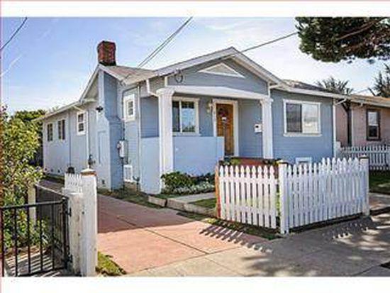 812 Cypress Ave, San Mateo, CA 94401