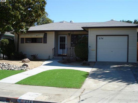 274 Vista St, Livermore, CA 94550