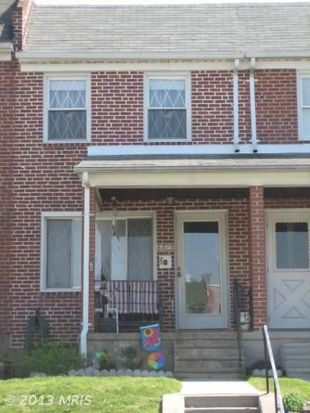 6815 Conley St, Baltimore, MD 21224