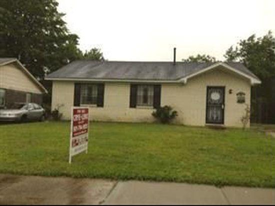 3470 Beech Grove Rd, Memphis, TN 38118