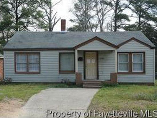 1806 Slater Ave, Fayetteville, NC 28301