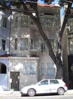 1366 Haight St APT 1, San Francisco, CA 94117