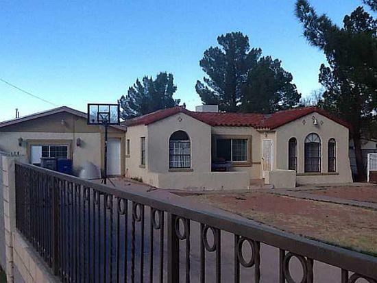 7952 San Jose Rd, El Paso, TX 79915