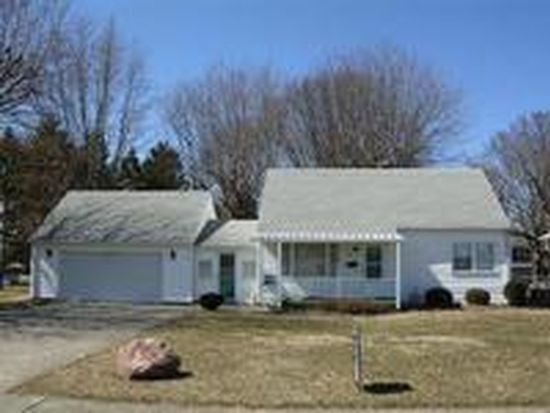 1014 Ormsby Dr, Xenia, OH 45385