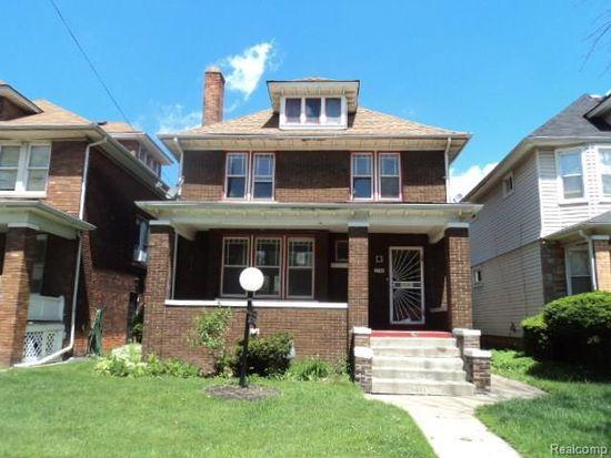 3790 Columbus St, Detroit, MI 48206