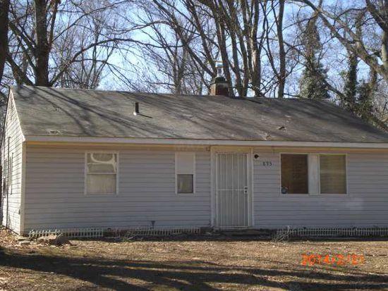 895 Par Ave, Memphis, TN 38127