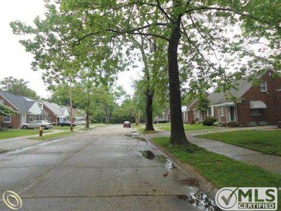 17166 Ontario St, Detroit, MI 48224