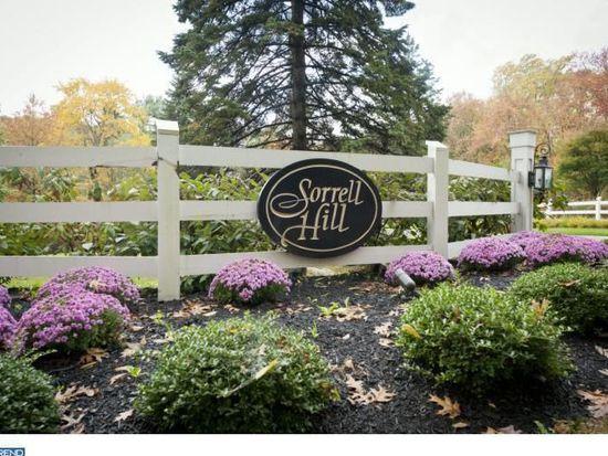 903 Sorrell Hill Dr, Malvern, PA 19355