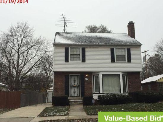 17377 Edinborough Rd, Detroit, MI 48219